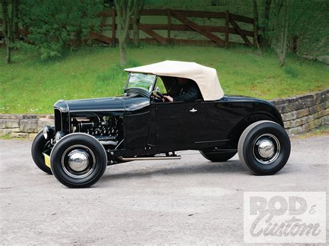 1929 Ford Roadster by 404 Not Found