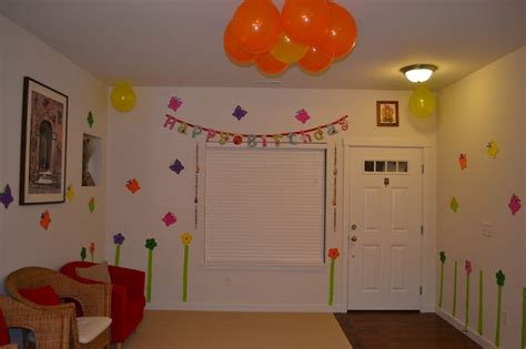 decoration ideas for party at home birthday party decoration ideas at home kids birthday