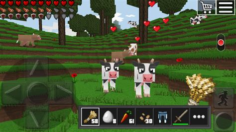 world of cubes apk world of cubes survival craft appstore for android
