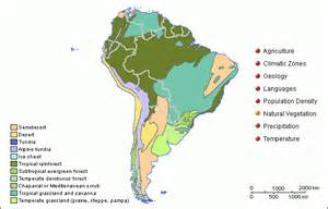 south america vegetation map archives moseley tigersdigital media center
