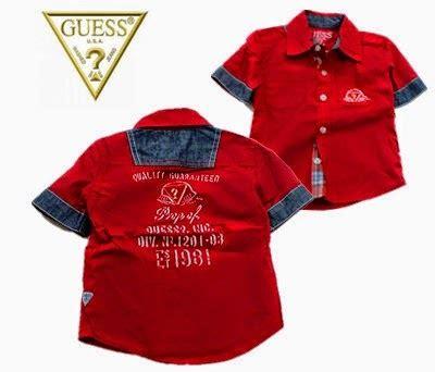 Pakaian Baju Guess Set wholesale dropship baju baby kanak kanak 740