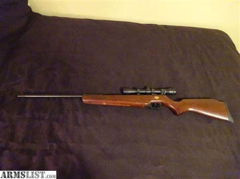 Jual Airgun 1000 Fps by Armslist For Sale Beeman 1000 Fps 177cal Air Rifle