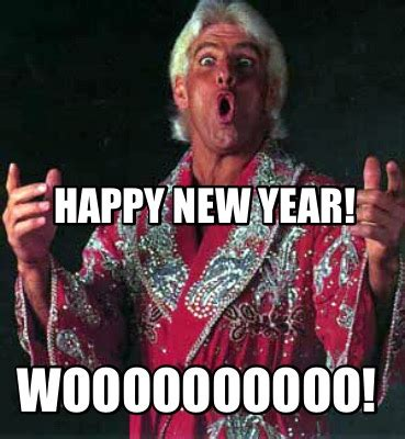 Happy New Year Meme - meme creator happy new year woooooooooo meme generator