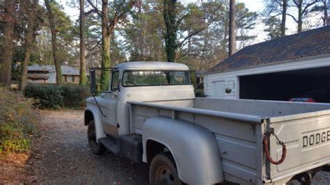 Dodge W 300 1958 Dodge Power Wagon Truck Power W300 Classic