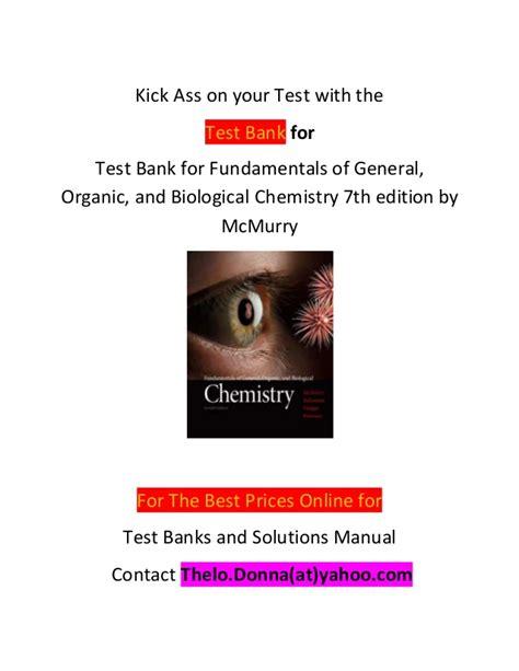 fundamentals of organic chemistry 7th edition organic chemistry 7th edition solutions manual pdf