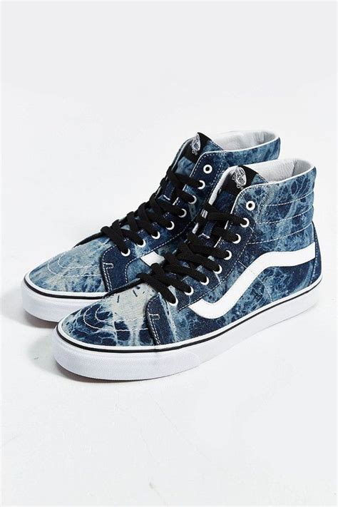 vans patterned high tops make a fashion statement with high top vans acetshirt