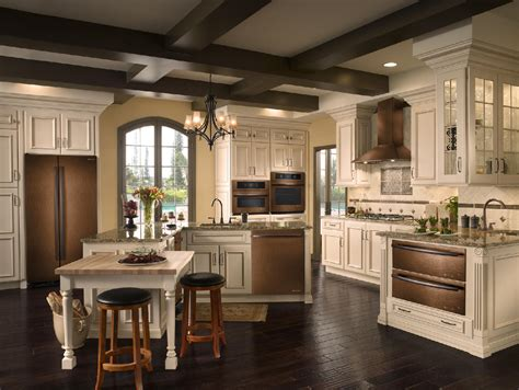 Craftsman Houses by Oil Rubbed Bronze Appliances Most Stylish Kitchen