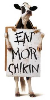 Dress like a cow day free food at chick fil a money saving mom 174