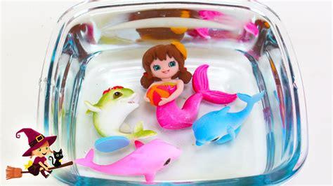 imagenes chidas que cambian de color delfines y sirenitas magiki que cambian de color youtube