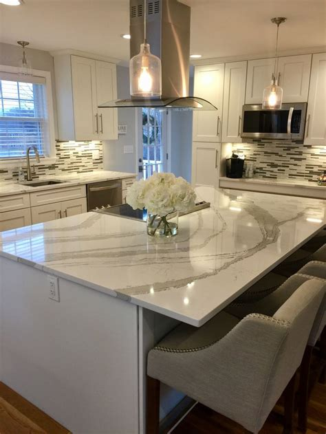 kitchen countertops quartz 25 best ideas about white quartz countertops on pinterest