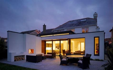 modern house extension designs house extension rathfarnham dublin modern patio dublin by dmvf architects
