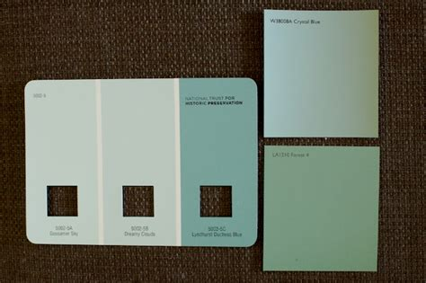 light teal paint