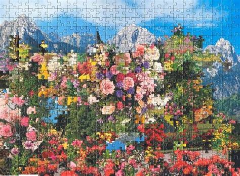 Create A Picture Collage Online combined scenery collages jigsaw puzzle art