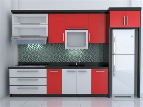 Rak Dapur Gas meja dapur minimalis dekorasi rumah mungil