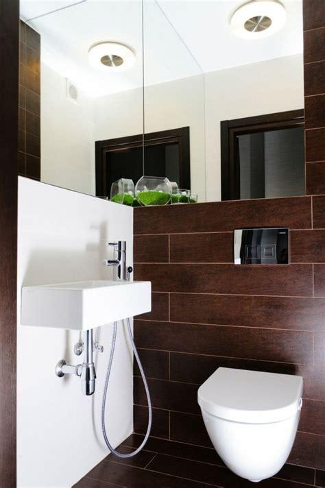 black white and brown bathroom id 233 e d 233 co toilette moderne classique 233 l 233 gante