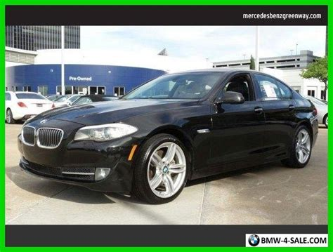 2011 bmw 5 series 535i for sale in united states