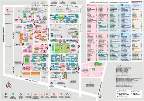 maps cu cu map 171 chulalongkorn