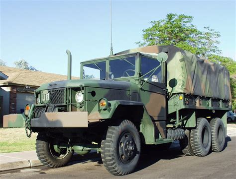 car and truck talk missouri to use military acoustic weapon to file m35a2 with winch jpg wikimedia commons