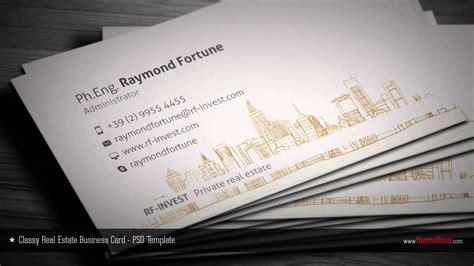 real estate business card template photoshop real estate business card photoshop template