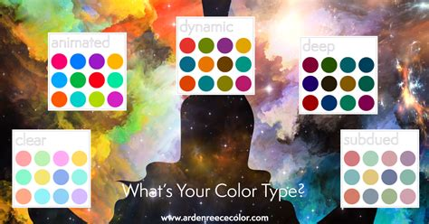 what s your color quiz quiz what s your color type arden reece color