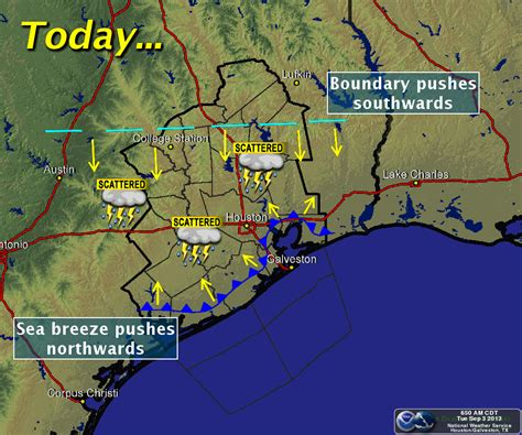 houston texas weather map houston weather radar today