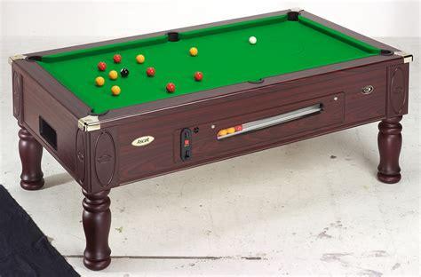 freeplay coin op pub style uk pool snooker pool