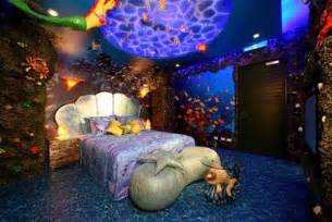 Little Mermaid Bedroom Decor Domythic Bliss Full Fathoms Five Thy Father Lies