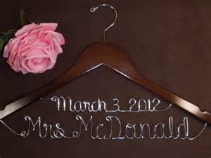 customized wedding dress hanger unavailable listing on etsy