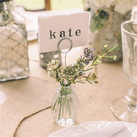 place card holder ideas 25 best ideas about place card holders on pinterest