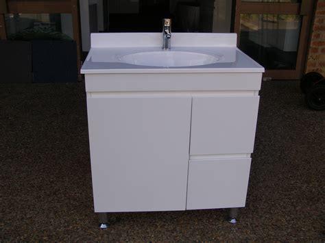 Vanity Units Sydney by Deadalus Fwpl750r 750x460mm Bathroom Vanity Unit With