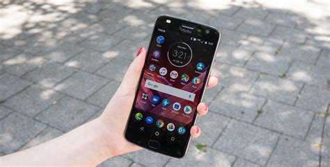 Moto Z2 Play 2018 moto z2 play review still modular less powerful