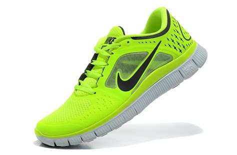 bright green nike running shoes black and neon green nike running shoes style guru