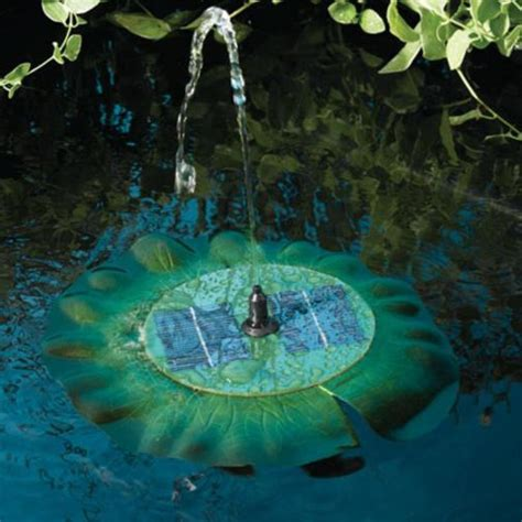 floating solar lights for fountains best solar powered pond fountain pumps 2018 reviews