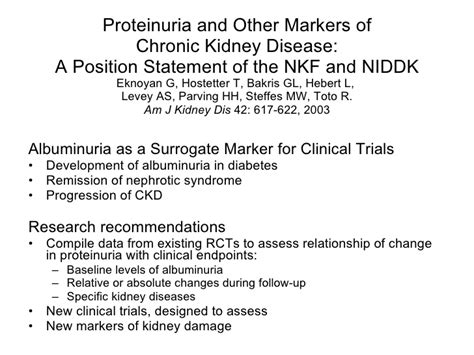 t protein ur random proteinuria in ckd