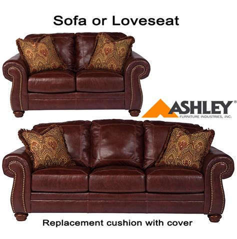 where can i buy replacement couch cushions ashley 174 hessel replacement cushion cover 2730038 sofa or