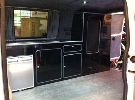 vw transporter cer interior ideas cer motorhome furniture with sink hob etc vw