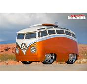 VIDEO RON BERRY'S CRAZY SURF SEEKER VW KOMBI BUS