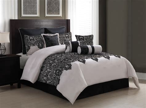 Black And Ivory Bedding Sets Shipping Returns
