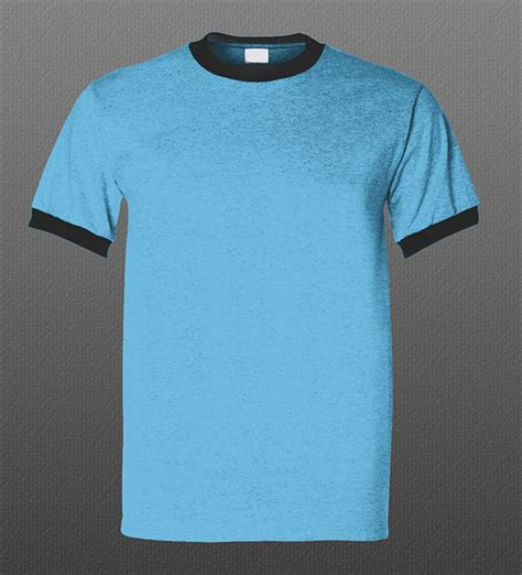 Mock Neck Plain T Shirt 50 free high quality psd vector t shirt mockups
