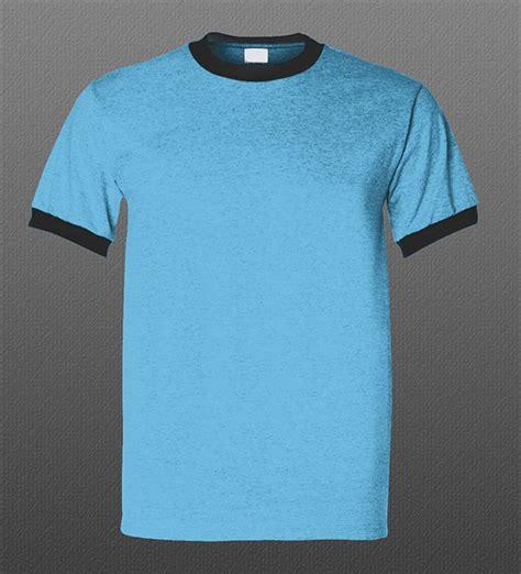 Kaos Greenlight Blue Sky Premium 50 mockups e templates para camisetas clube do design
