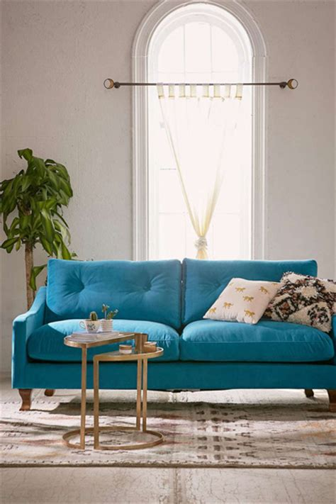 plum and bow ottoman plum bow annette sofa everything turquoise