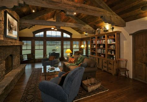 Small Cabin Plans With Basement Rustic Style 101 Modernize