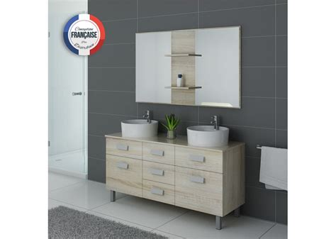 Meuble Salle De Bain 2 Vasque meuble de salle de bain 2 vasques sur pied dis911sc