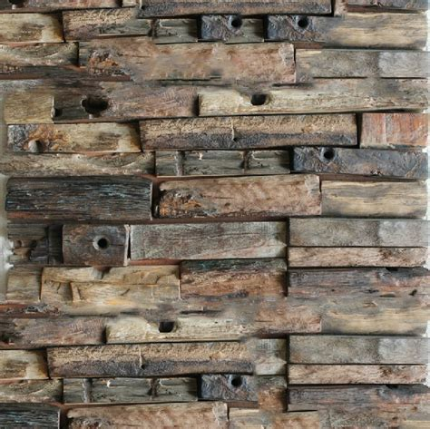 Mosaic Wall Tiles Wood Mosaic Tile Rustic Wood Wall Tiles Nwmt014