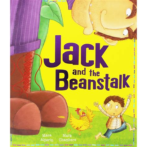 The And The Beanstalk by And The Beanstalk By Mara Alperin 10 Books For