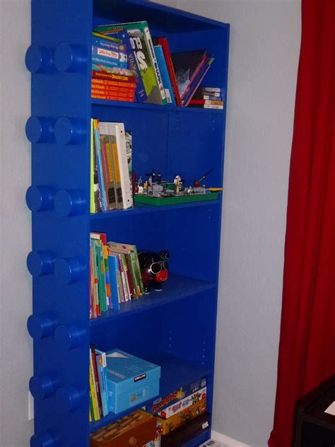 4daysgourmet the awaited lego bookshelf