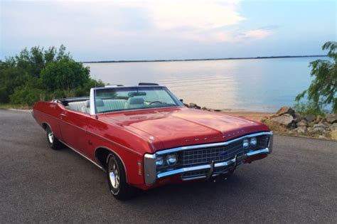 1969 impala convertible for sale 1969 chevy impala convertible 396 options for