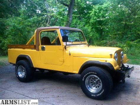 jeep scrambler for sale near me armslist for sale 1982 jeep scrambler cj8 w 350 chevy s