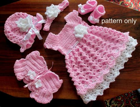 baby girl crochet dress patterns crochet patterns crochet pattern baby baby crochet pattern