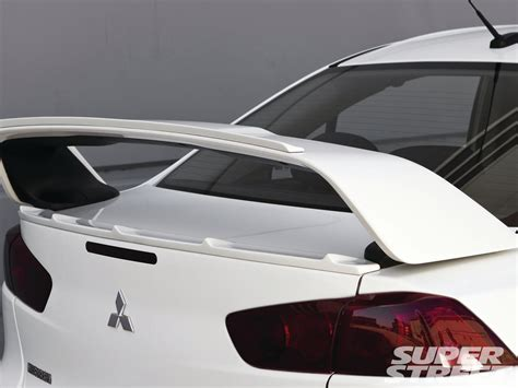 evo spoiler 2013 mitsubishi lancer evolution gsr spoiler 11 photo 10